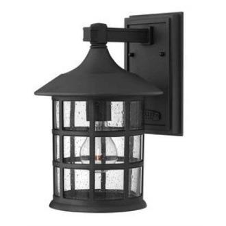 Hinkley Lighting 1804BK Freeport - One Light Medium Outdoor Wall Mount