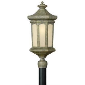 Hinkley Lighting 2131 Rowe Park - One Light Outdoor Post Mount