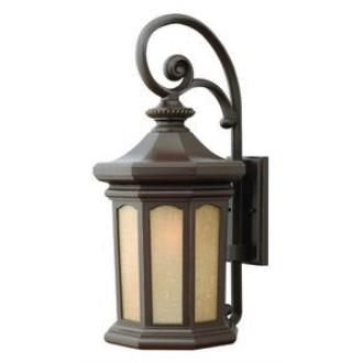 Hinkley Lighting 2135OZ Rowe Park - One Light Outdoor Large Wall Mount