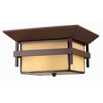 """Hinkley Lighting 2573AR Harbor - 12.3"""" 32W 1 LED Outdoor Flush Mount"""