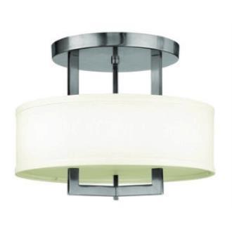 Hinkley Lighting 3200 Hampton - Three Light Semi-Flush Mount