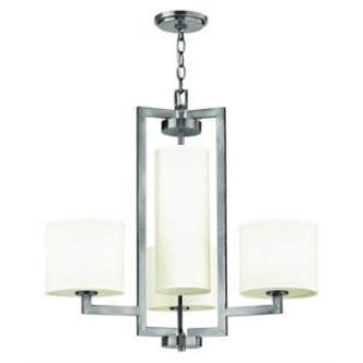 Hinkley Lighting 3209 Hampton - Four Light Chandelier