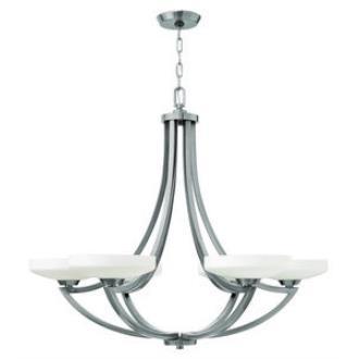 Hinkley Lighting 3966PL Darien - Six Light Chandelier