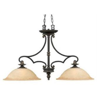 Hinkley Lighting 4252OB Plymouth Collection Mini-Chandelier