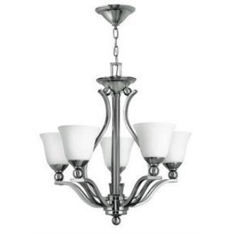 Hinkley Lighting 4655 Bolla Collection 5 Light Chandelier