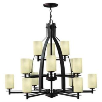 Hinkley Lighting 4729MC Stowe Fifteen Light Chandelier