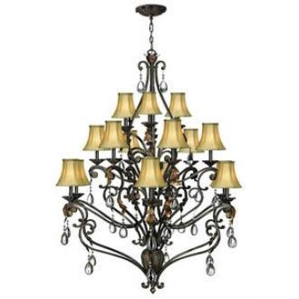 Hinkley Lighting 4807SU Veranda Collection Chandelier