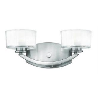 Hinkley Lighting 5592 Meridian - Two Light Bath Bar