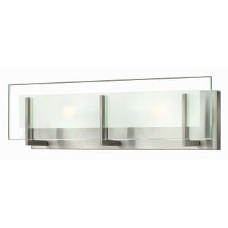 "Hinkley Lighting 5652BN Latitude - 18"" 13.2W 2 LED Bath Vanity"