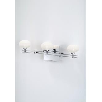 Holtkotter Lighting 5583 Ludwig - Three Light Bath Vanity