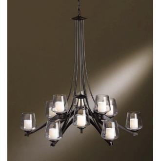 Hubbardton Forge 10-4117 Ribbon - Twelve Light Chandelier