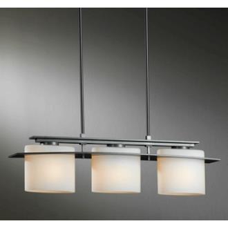 Hubbardton Forge 13-7523F Arc Ellipse - Three Light Adjustable Pendant