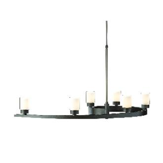 Hubbardton Forge 13-7570 Eddy - Six Light Pendant