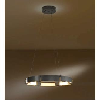 Hubbardton Forge 13-8587 Aura - LED Small Pendant