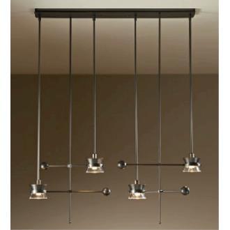 Hubbardton Forge 13-8815 Apparatus - Four Light Pendant