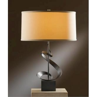 Hubbardton Forge 27-3030C Gallery Spiral - One Light Table Lamp