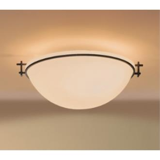Hubbardton Forge 12-4252-20-S50 Moonband - Three Light Flush Mount