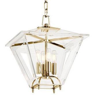 Hudson Valley Lighting 7415-A Andover - Four Light Pendant