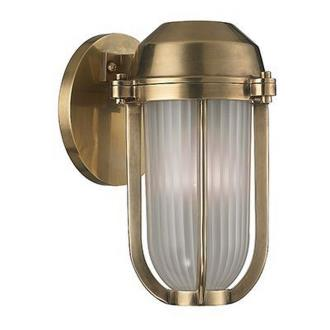 Hudson Valley Lighting 980 Pompey - One Light Wall Sconce