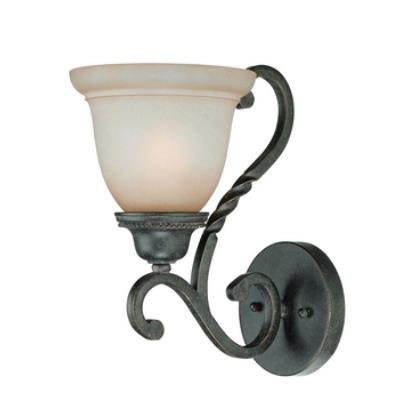Jeremiah Lighting 22431 Sutherland - One Light Wall Sconce