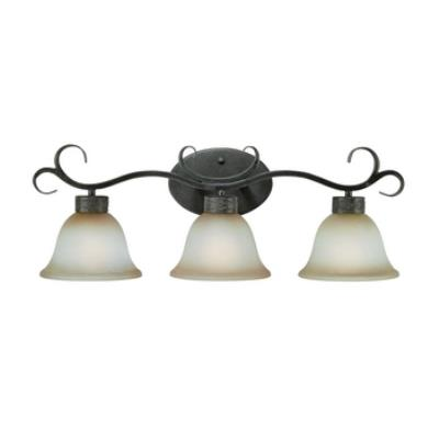 Jeremiah Lighting 23603-BA Brookshire Manor - Three Light Vanity
