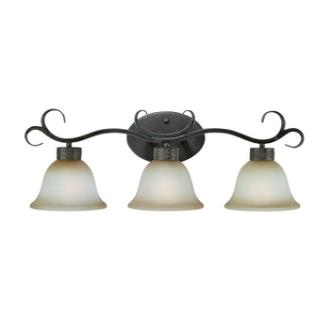 Jeremiah Lighting 23603-BA Brookshire Manor - Three Light Vanity