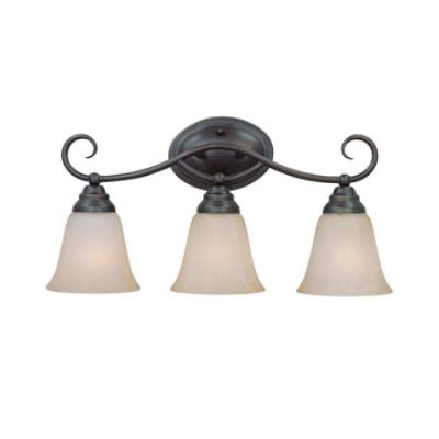 Jeremiah Lighting 25003 Cordova - Three Light Vanity