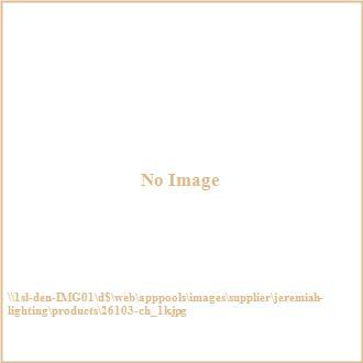 Jeremiah Lighting 26103-CH Spencer - Three Light Bath Vanity