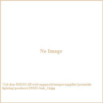 Jeremiah Lighting 29053-BNK Mckinney - Three Light Convertible Semi-Flush Mount