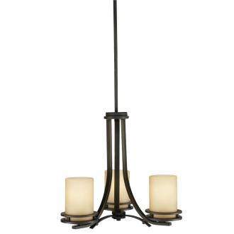Kichler Lighting 1671OZ Hendrik - Three Light Chandelier