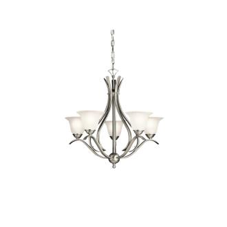 Kichler Lighting 2020NI Dover - Five Light Chandelier