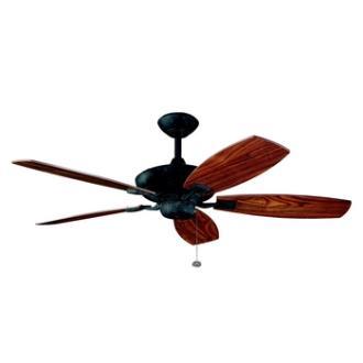 """Kichler Lighting 300117 Canfield - 52"""" Ceiling Fan"""