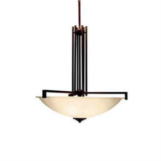 Kichler Lighting 3299OZ Eileen - Four Light Inverted Pendant
