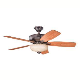 """Kichler Lighting 339213 Monarch II Select - 52"""" Ceiling Fan"""