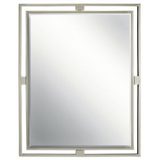 "Kichler Lighting 41071NI Hendrik - 24"" Mirror"