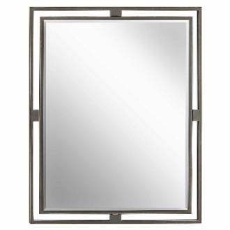 "Kichler Lighting 41071OZ Hendrik - 24"" Mirror"