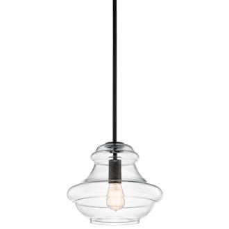 Kichler Lighting 42044OZ Everly - One Light Pendant