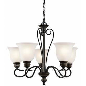 Kichler Lighting 42906OZ Tanglewood - Five Light Chandelier