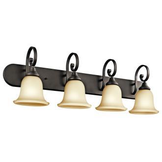 Kichler Lighting 45056OZ Monroe - Four Light Bath Vanity