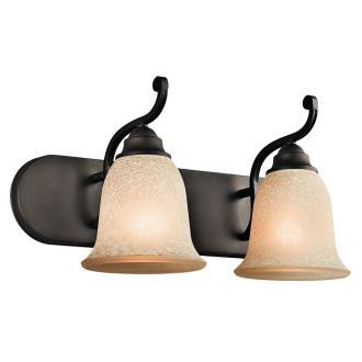 Kichler Lighting 45422OZ Camerena - Two Light Bath Vanity