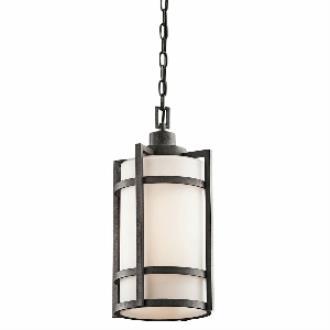 Kichler Lighting 49124AVI Camden - One Light Outdoor Pendant