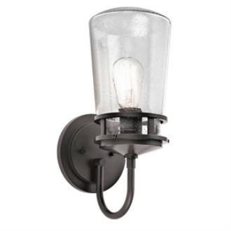 Kichler Lighting 49445AZ Lyndon - One Light Outdoor Wall Mount