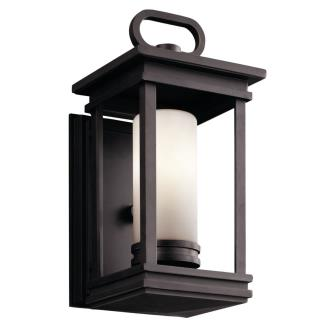 Kichler Lighting 49474RZ South Hope - One Light Small Outdoor Wall Mount