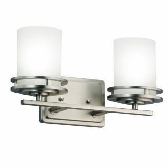 Kichler Lighting 5077NI Hendrik - Two Light Bath Fixture