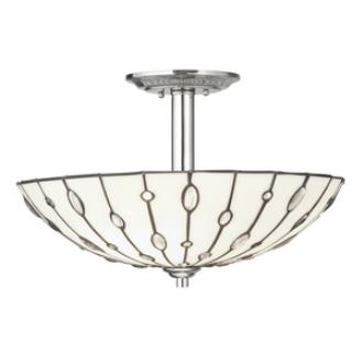 Kichler Lighting 65331 Cloudburst - Three Light Semi-Flush Mount