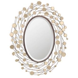 """Kichler Lighting 78178 Arcade - 39"""" Mirror"""