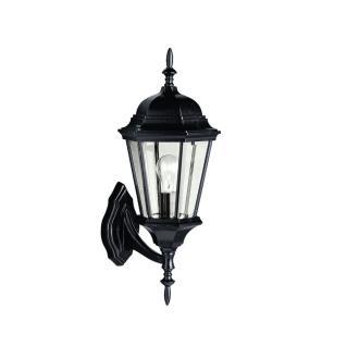 Kichler Lighting 9653BK Madison - One Light Outdoor Wall Bracket