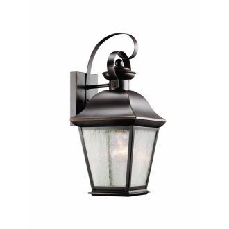 Kichler Lighting 9708OZ Mount Vernon - One Light Outdoor Wall Bracket