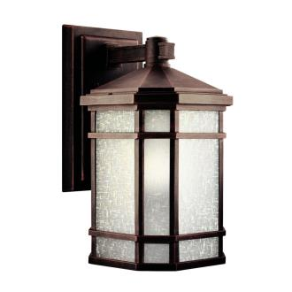 Kichler Lighting 9719PR Cameron - One Light Outdoor Wall Mount