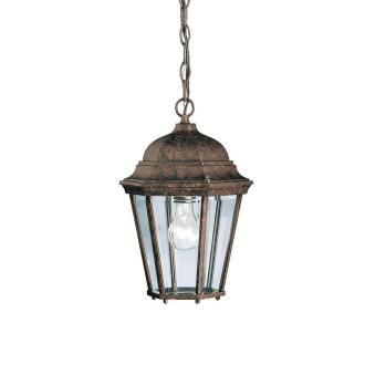 Kichler Lighting 9805TZ Madison - One Light Outdoor Pendant